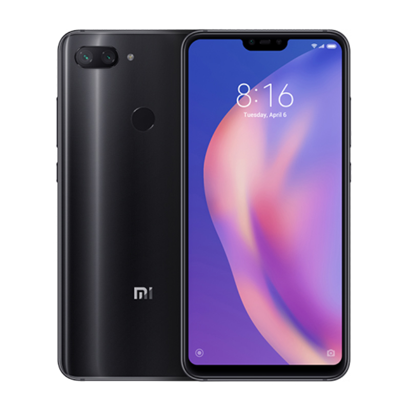 Mi 8 Lite 4/64 GB black 1