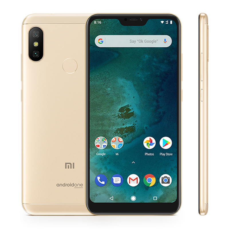 Mi A2 Lite 3/32GB gold 1